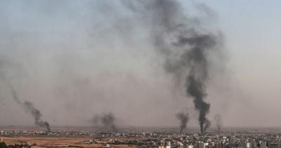 Συρία: Οι τουρκικές δυνάμεις στοχοποιούν περιοχές γύρω από δύο πόλεις – Τη πόλη Ras al Ain ανακατέλαβαν οι Κούρδο - Πάνω από 130.000 οι εκτοπισμένοι