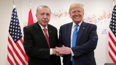 Συμφωνία Trump - Erdogan για πιο στενή συνεργασία στη Λιβύη