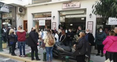 Στα «κάγκελα» οι έμποροι της Θεσσαλονίκης – Ζητούν την αναστολή της απόφασης για τη μη λειτουργία του λιανεμπορίου