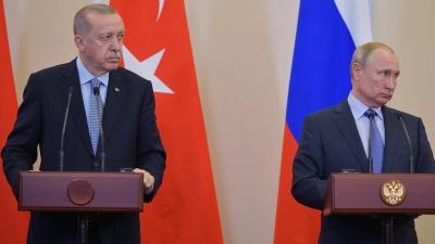 Putin και Erdogan συζήτησαν για την παραγωγή του ρωσικού εμβολίου Sputnik-V στην Τουρκία