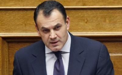 Παναγιωτόπουλος: Κανένα ζήτημα αποστρατιωτικοποίησης των νησιών - Στο πρώτο εξάμηνο η αξιολόγηση για απόκτηση φρεγατών