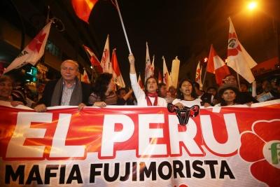 Στους δρόμους για δεύτερη ημέρα οι Περουβιανοί – Ζητούν να μην δοθεί χάρη στον φυλακισμένο πρώην πρόεδρο Fujimori