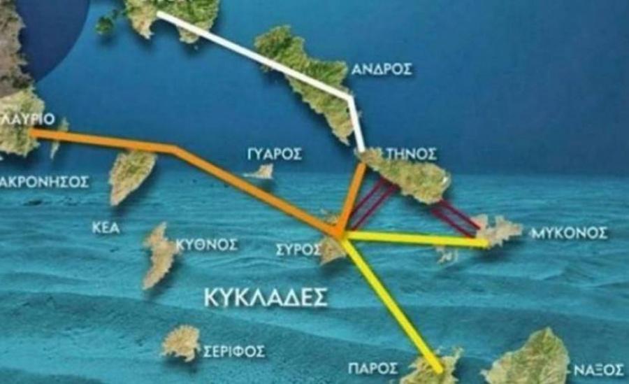 Ενεργειακά διασυνδεδεμένα θα είναι όλα τα ελληνικά νησιά μέχρι το 2030