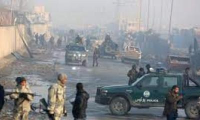 Αφγανιστάν: 55 νεκροί και 150 τραυματίες από τις εκρήξεις κοντά σε σχολείο στη Καμπούλ