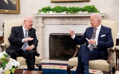 Biden: Όσο είμαι πρόεδρος των ΗΠΑ, το Ιράν δεν θα αποκτήσει πυρηνικά όπλα