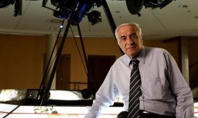 Μάχη με τον καρκίνο δίνει ο αστροφυσικός Διονύσης Σιμόπουλος: «Είμαι Επικούρειος - Δεν φοβάμαι»