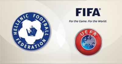 Ενωμένοι FIFA-UEFA-Αυγενάκης, απείλησαν με οικονομικό εμπάργκο την ΕΠΟ!
