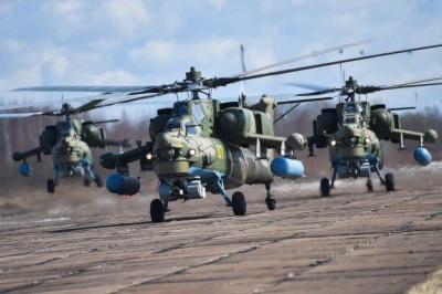 Κοινά στρατιωτικά γυμνάσια Ρωσία, Ουζμπεκιστάν και Τατζικιστάν στα σύνορα με το Αφγανιστάν