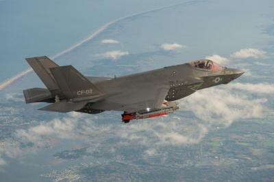 Η Τουρκία παρέλαβε το πρώτο υπερσύγχρονο αεροσκάφος  F-35 από τις ΗΠΑ