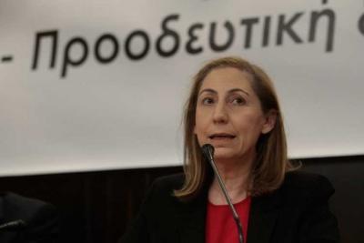 Ξενογιαννακοπούλου: Το ΚΙΝΑΛ επιλέγει την  κεντροδεξιά στροφή ή είναι σε άγονη κομματική περιχαράκωση