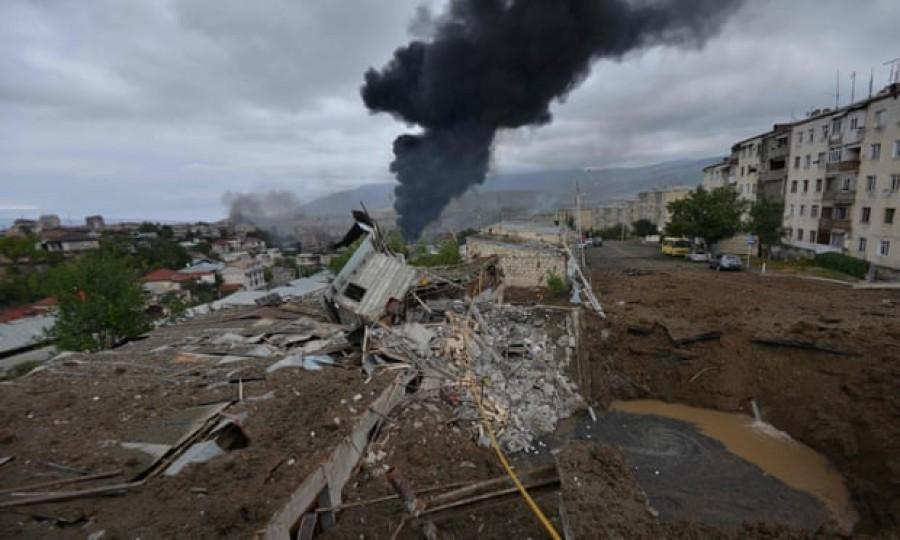 Guardian: Αποκεφάλισαν Αρμένιους που αρνήθηκαν να εγκαταλείψουν τις εστίες τους στο Nagorno Karabakh