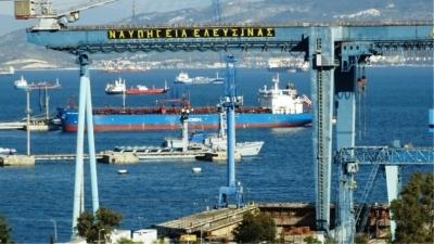 Νέα εποχή για τα Ναυπηγεία Ελευσίνας - Επίσημο ενδιαφέρον από την Fincantieri