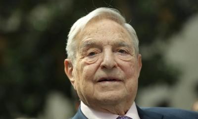 O Soros χρηματοδοτεί με 1 εκατ. δολάρια διεθνές ακροαριστερό δίκτυο κατά της αστυνομίας