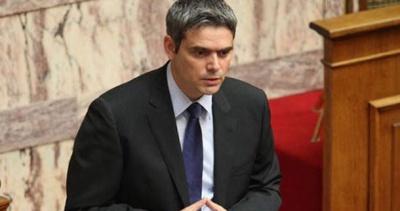 Καραγκούνης (ΝΔ): Στην Ελλάδα του ΣΥΡΙΖΑ θεωρείται φυσιολογικό οι κρατούμενοι να σκοτώνονται μεταξύ τους