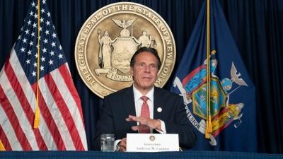 ΗΠΑ: Για πολλαπλές κατηγορίες σεξουαλικής παρενόχλησης ερευνάται ο κυβερνήτης της Νέας Υόρκης,  Andrew Cuomo