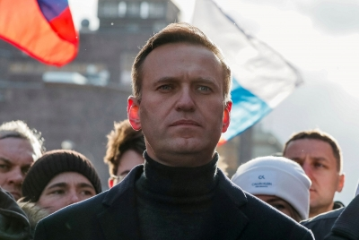 Ρωσία: Απορρίφθηκε η αίτηση του Navalny - Θα παραμείνει στη φυλακή