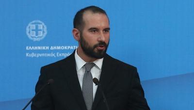Τζανακόπουλος για Ρωσία: Δεν δεχόμαστε συμπεριφορές παραβιάζουν το διεθνές δίκαιο