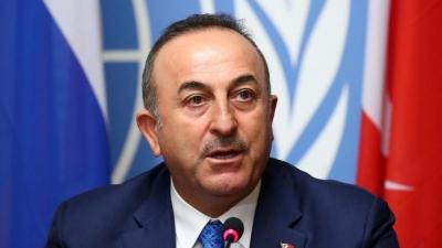 Μήνυμα Cavusoglu σε Ελλάδα: Η Τουρκία δεν θα περιοριστεί στις ακτές του Αιγαίου και της Ανατολικής Μεσογείου
