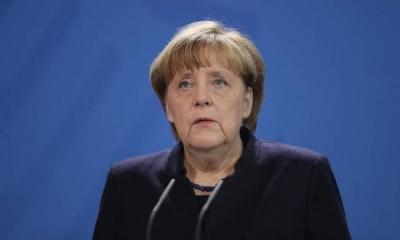 Merkel: Πρέπει να φροντίσουμε όλοι στην ΕΕ για την ασφάλεια των κοινών μας συνόρων και το μεταναστευτικό