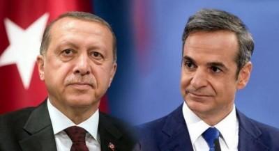 Αυστηρό μήνυμα ΕΕ σε Erdogan: Στο τραπέζι οι κυρώσεις - Με NAVTEX (9-10/12) απάντησε η Άγκυρα - Μητσοτάκης: Δεν αρκούν πια τα λόγια της Τουρκίας