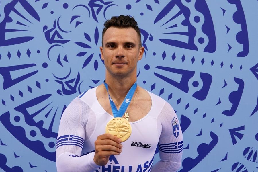 Ο Χρήστος Βολικάκης στο BN Sports: «Τεράστια η δίψα μου για μετάλλιο στους Ολυμπιακούς»
