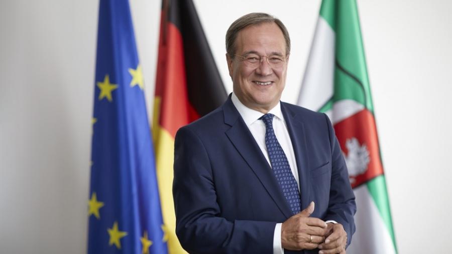 Γερμανία: Το 41% συμφωνεί με την εκλογή Laschet στην ηγεσία τoυ CDU
