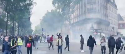 Ξεσηκώνεται η Ευρώπη εναντίον της υποχρεωτικότητας των εμβολίων - Διαδηλώσεις, επεισόδια