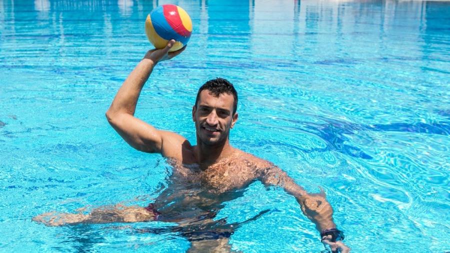 Χρήστος Αφρουδάκης: Αναλαμβάνει Γενικός Διευθυντής υδατοσφαίρισης στη Βουλιαγμένη