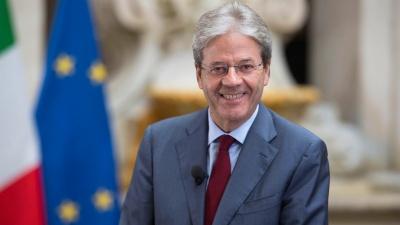Gentiloni (Κομισιόν): Σε κίνδυνο το ευρωπαϊκό project εάν δεν υπάρξει συμφωνία για ισχυρή κοινή απάντηση στην κρίση
