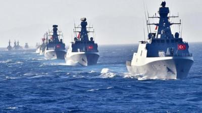 Τρεις νέες τουρκικές Navtex για ασκήσεις στο Βόρειο Αιγαίο και Μεσόγειο