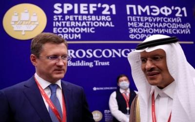 Ρωσία – Σαουδική Αραβία: Μη ρεαλιστικό το σχέδιο για μηδενικές εκπομπές ρύπων της ΙΕΑ – Επενδύουμε στα ορυκτά καύσιμα