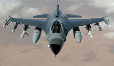 Συνάντηση εκπροσώπων της General Electric Aviation με αρμόδιους επιτελείς για την υποστήριξη των αεροκινητήρων των F-16