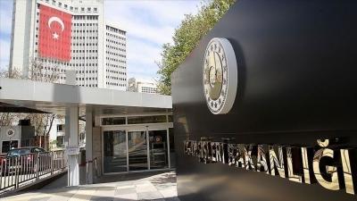 Στο τουρκικό ΥΠΕΞ ο Ιταλός πρέσβης, μετά τις δηλώσεις Draghi