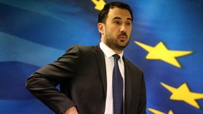 Χαρίτσης: Η κοινωνία ζητάει περισσότερα από τον ΣΥΡΙΖΑ - Αυτό δεν μας φοβίζει