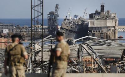 Λίβανος: Υπό κράτηση 16 ύποπτοι για την πολύνεκρη έκρηξη στο λιμάνι της Βηρυτού