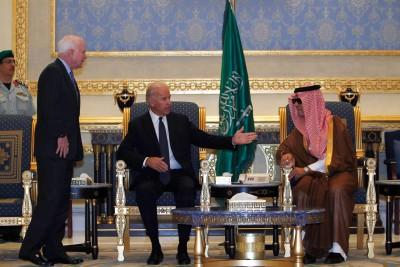 Σαουδική Αραβία: Θα συνεχίσουμε τις καλές σχέσεις με τις ΗΠΑ και στην κυβέρνηση Biden