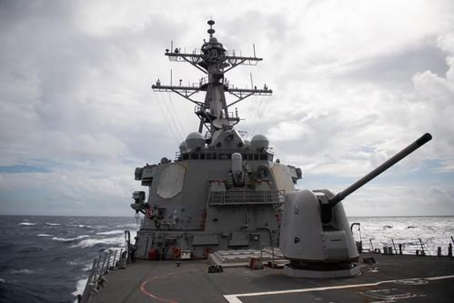 «Ετοιμαστείτε για πόλεμο», διατάζει ο Xi το Κινεζικό Ναυτικό, ενώ το John McCain των ΗΠΑ διαπλέει τα στενά της Ταϊβάν