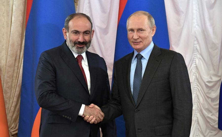 Στρατιωτική βοήθεια από τη Ρωσία ζήτησε η Αρμενία  - Τι αναφέρει η Μόσχα