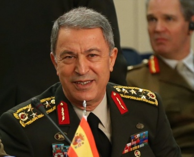 Akar (ΥΠΕΘΑ Τουρκίας): Οι ΗΠΑ μπορεί να μας στείλουν Patriot, για να το χρησιμοποιήσουμε στην Ιντλίμπ