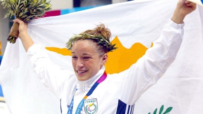 Παραολυμπιακοί Αγώνες: Στον τελικό της κολύμβησης με παγκόσμιο ρεκόρ η Πελενδρίτου!