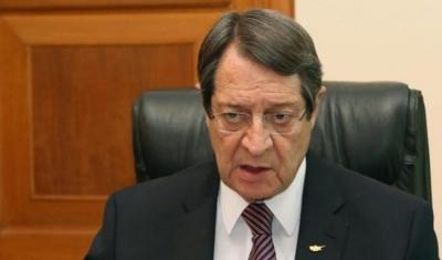 Ν. Αναστασιάδης: Η υγεία των Κυπρίων δεν θα αφεθεί στα χέρια ανεύθυνων πολιτών