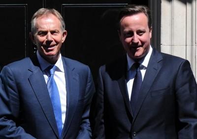 Βρετανία: Blair και Cameron ζητούν από τον Johnson να διατηρήσει τις δαπάνες προς τρίτες χώρες