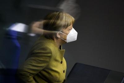 Γερμανία: Σύσταση Merkel προς τις επιχειρήσεις για τη διενέργεια rapid tests τους εργαζομένους