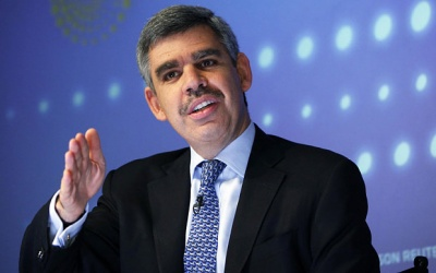 El-Erian: Η Fed δεν πρέπει να επηρεάζεται από την κατάσταση των αγορών