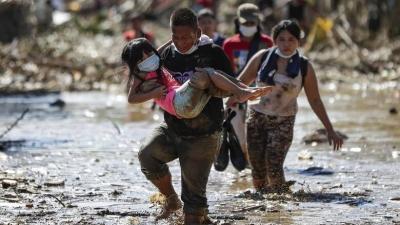 Έρευνα για την κλιματική αλλαγή: Σχεδόν μισό εκατ. άνθρωποι σκοτώθηκαν σε 20 χρόνια από ακραία καιρικά φαινόμενα