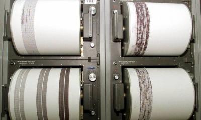 Ισχυρή σεισμική δόνηση 5,3 Ρίχτερ έγινε αισθητή στην Αττική - Στο Γαλαξίδι το επίκεντρο