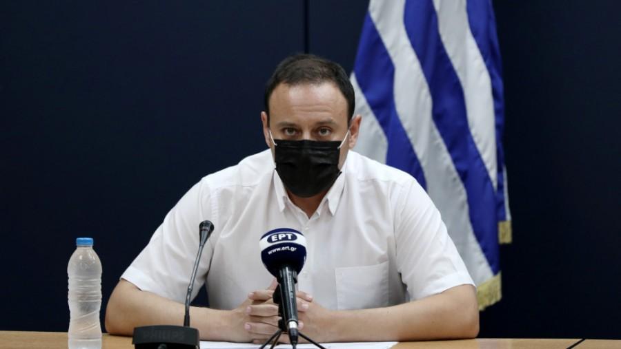 Μαγιορκίνης: Η κατάσταση παραμένει εξαιρετικά σοβαρή και η τήρηση των μέτρων κατά του Covid 19 απαραίτητη