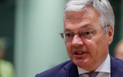 Ο Ευρωπαίος Επίτροπος Reynders προειδοποιεί για κατάρρευση της ΕΕ… και κινείται νομικά κατά της Γερμανίας!