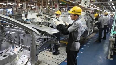ΗΠΑ: Μόλις 0,4% αυξήθηκε η βιομηχανική παραγωγή τον Αύγουστο του 2020