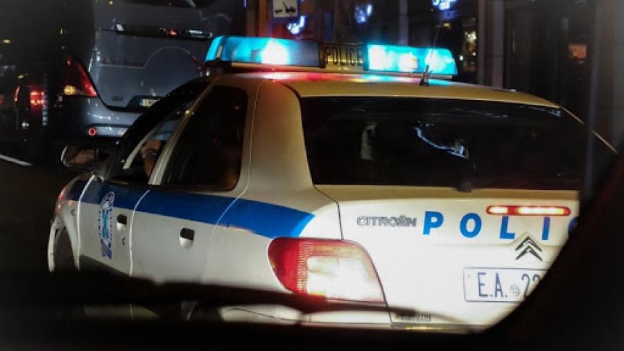 Επίθεση με γκαζάκια στο Ίδρυμα Μητσοτάκη